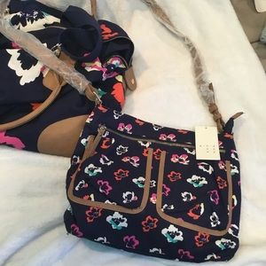 """a new day Bags - 2️⃣for1️⃣ """"A New Day"""" Weekender bag & Crossbody"""